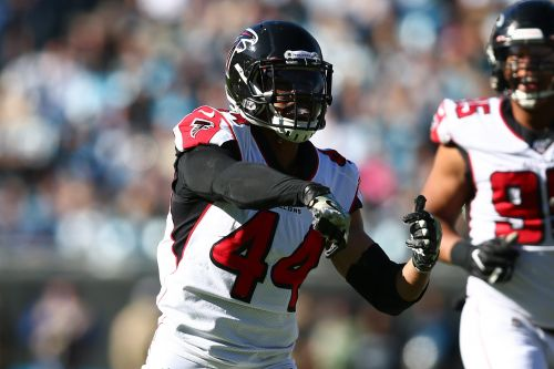 Vic Beasley reports to Tennessee Titans training camp after unexcused absence