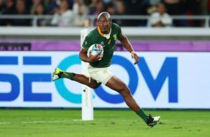 Who is Makazole Mapimpi: Ten things you should know about the South Africa wing