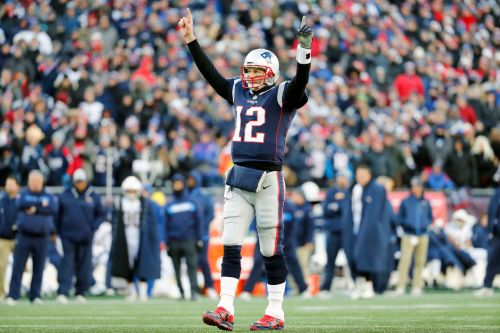 Patriots blast Chargers, advance to eighth consecutive AFC Championship Game