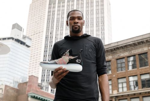 Kevin Durant on the KD11, His Past with Nike and Speaking His Mind