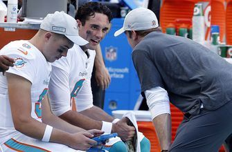 NFL reportedly looking into how Dolphins reported Ryan Tannehill's shoulder injury