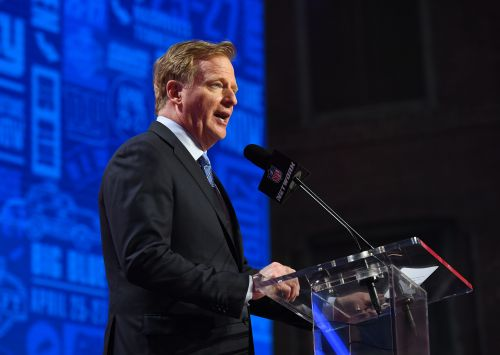 NFL Commissioner Roger Goodell responds to players' request for league support in fight against racism