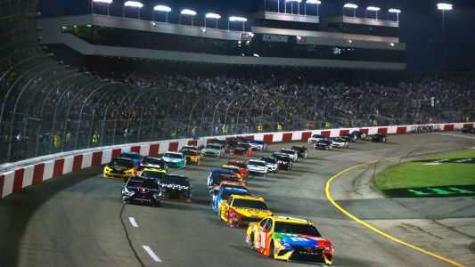 What channel is NASCAR on today? Time, TV schedule for Richmond race