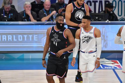 James Harden Excited to Play With a 'Killer' in Russell Westbrook