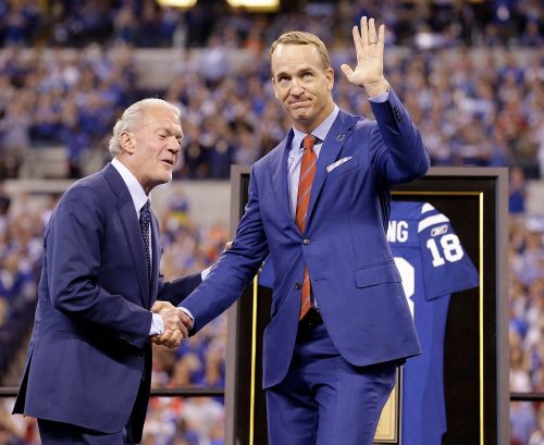 Peyton Manning on running an NFL team: 'At some point, I may say I'm all in'