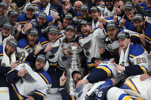 Damien Cox: Stanley Cup champion Blues haven't left a blueprint for other teams to follow