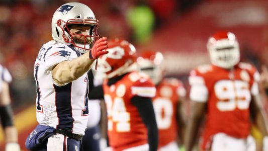 Controversial review overturns Chiefs' punt recovery for touchdown vs. Patriots