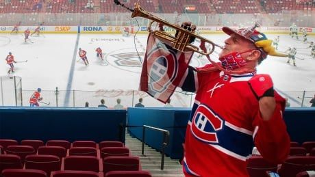 Canadiens fans confident as series with Golden Knights continues