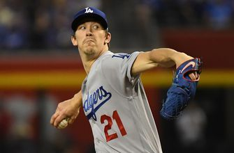 Walker Buehler takes no-hitter into the eighth as Dodgers beat Diamondbacks, 9-3
