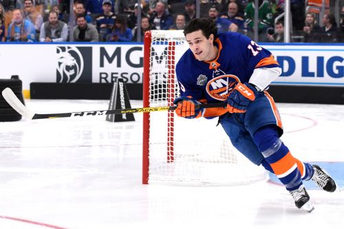 Islanders' Mathew Barzal nearly the NHL's fastest skater ever