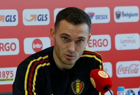 Belgian sights firmly set on World Cup victory: Vermaelen