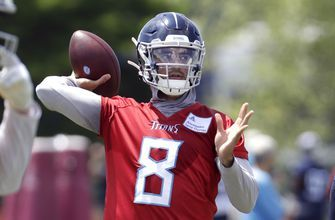 Mariota's approach to final year of contract: 'Let it ride'