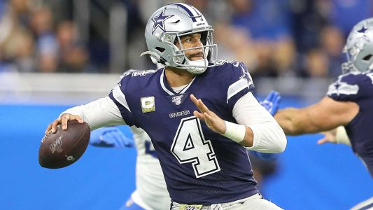 Cowboys vs. Bears player prop bets, picks for 'Thursday Night Football'