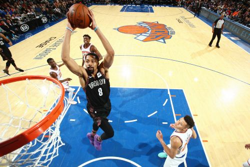 Even Frank Ntilikina's return not enough for Knicks against Nets