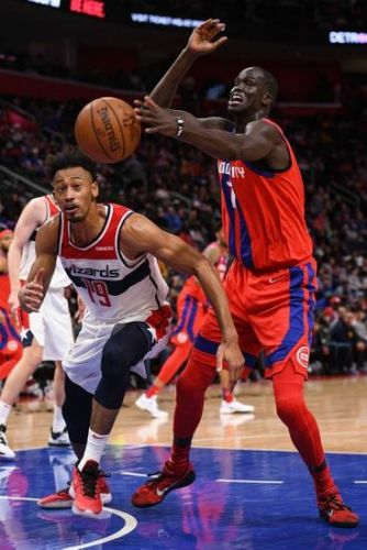 Washington Wizards vs. Detroit Pistons - 1/20/20 NBA Pick, Odds & Prediction