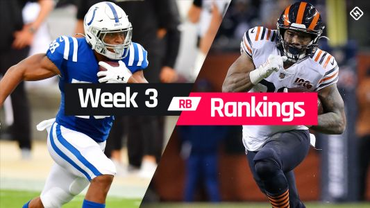 Week 3 Fantasy RB Rankings: Must starts, sleepers, potential busts at running back