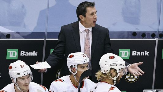 Rod Brind'Amour's 'crime scene' comment costs him $25,000