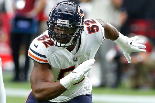 Bears get Khalil Mack back for game with Lions