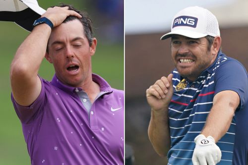 Misery has become a thing for Rory McIlroy, Louis Oosthuizen