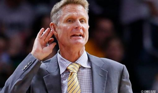 Officiel:  Steve Kerr touche le jackpot en prolongeant aux Warriors !