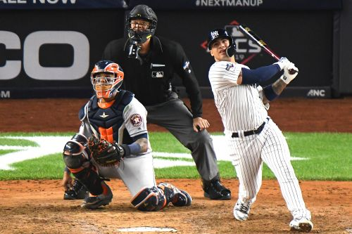 Yankees' Gleyber Torres continues red-hot postseason