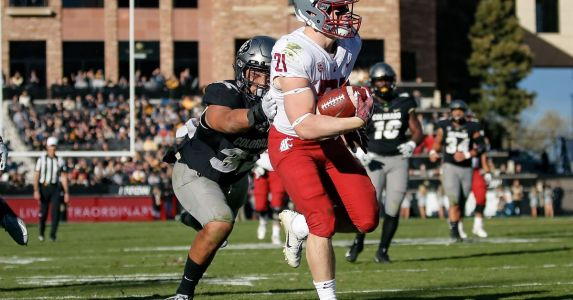 Colorado falls to No. 8 Washington State, 31-7