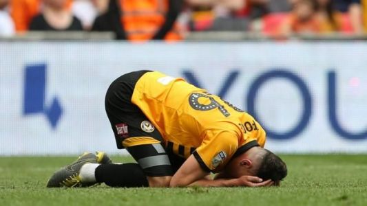 What chance does Newport have of coming back from Wembley defeat?