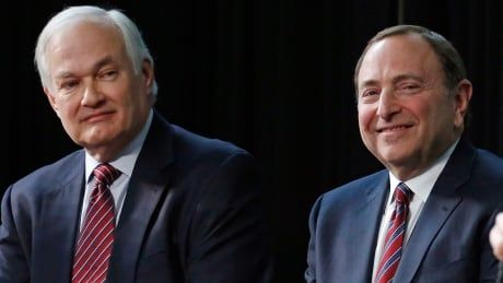 Gary Bettman, Don Fehr concede work remains to get disrupted NHL season on track